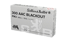 300 AAC Blackout Subsonic