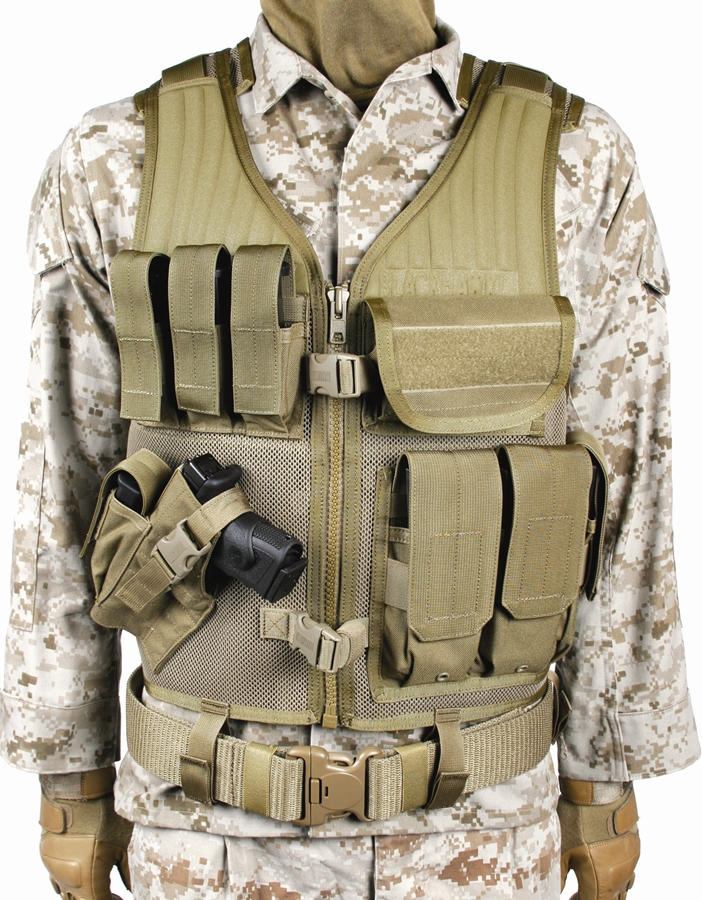 Omega Elite™ Cross Draw/Pistol Mag Vest