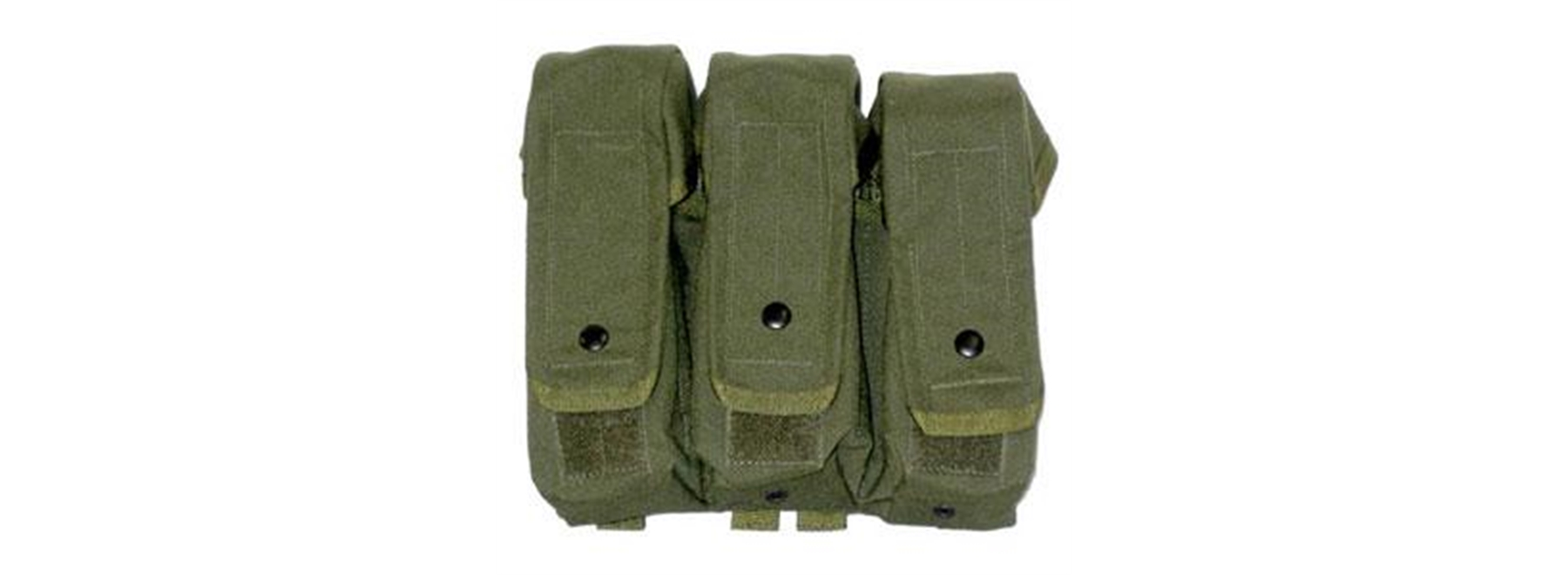 S.T.R.I.K.E.™ AK/M4 Triple Mag Pouch Holds 6