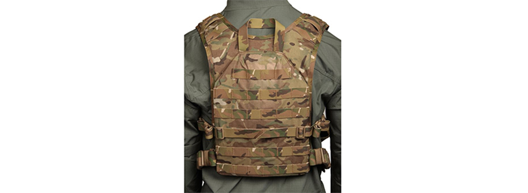 Lightweight S.T.R.I.K.E.® Commando Recon Back Panel (Only)