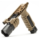 M910A Vertical Foregrip WeaponLight - Dual Thumbscrew Mount