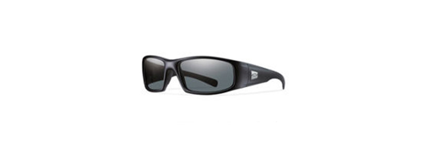 Grey Polarized - Black Matte